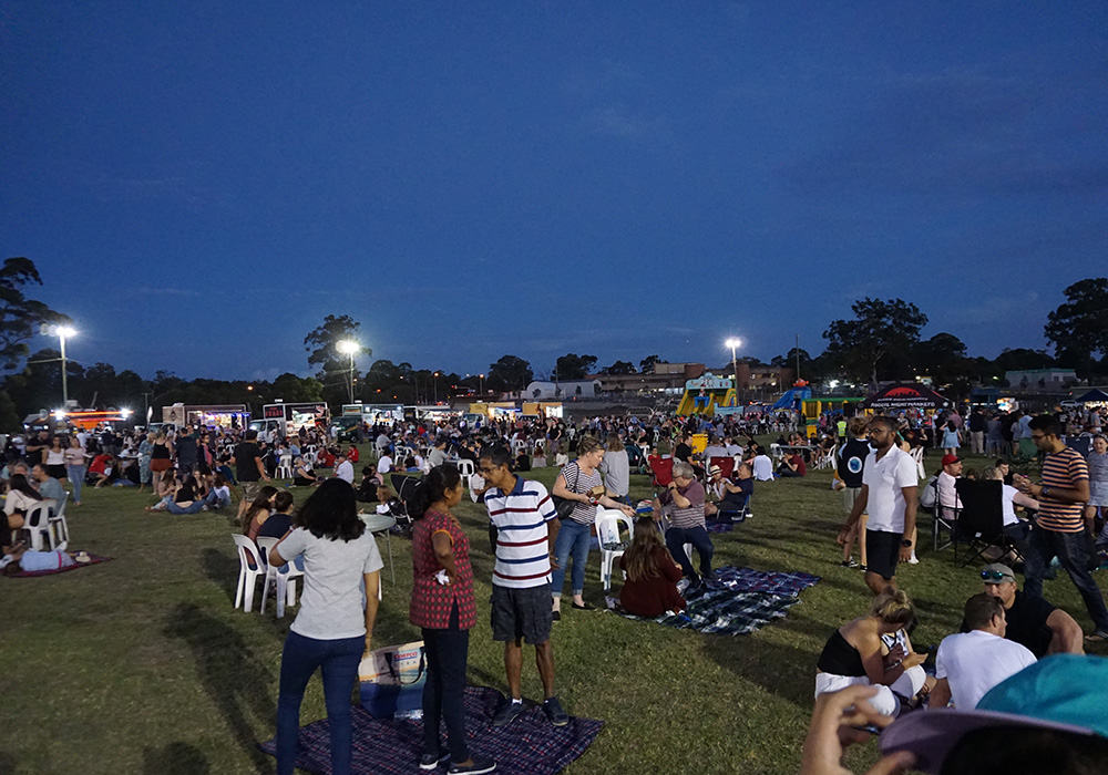 Aussie Night Markets, Castle Hill Showground April 2019